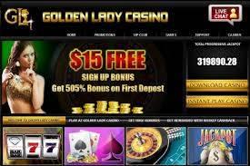 golden lady casino
