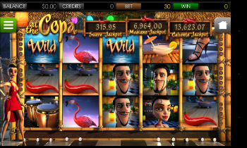 BetSoft Mobile Slots