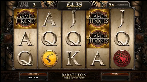Queen of Thrones Online Slot Review - Play for Free Online