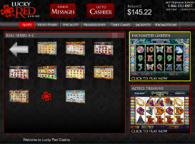 lucky red casino deposit bonus codes