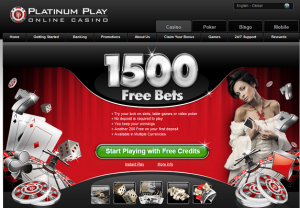 Play roulette online 1500