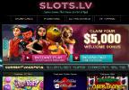 Slots LV Casino Bonus