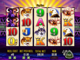 Free Buffalo Slot Machines