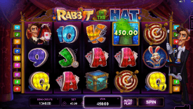 Rabbit in the Hat Slot Machine