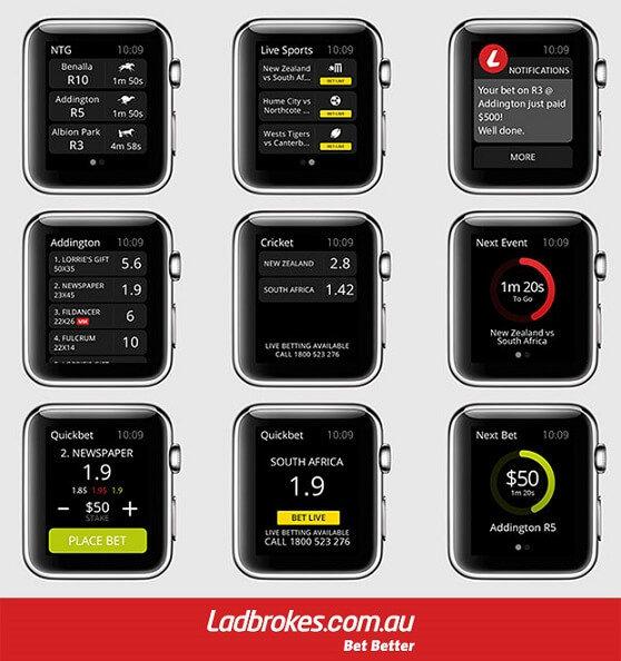 online casino watch app