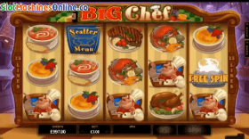 Big Chef Slot Free Spins