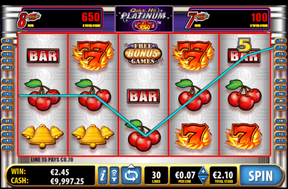 Quick Hit Pro™ Slot Machine Game to Play Free in Ballys Online Casinos