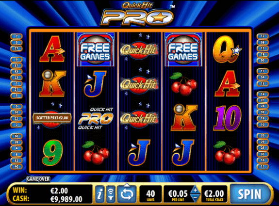 Quick hits slots free games gg significato poker