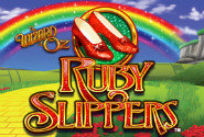 Wizard of Oz Ruby Slippers Slot