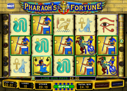 Spiele PharaohS Fortune - Video Slots Online