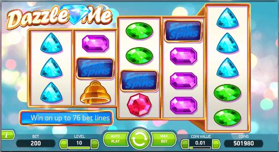 Spiele Dazzle Me Slot - Video Slots Online