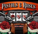 Pistols and Roses Slot Machine