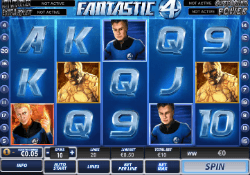 Marvel Comics Slots - Play Free Online Slot Machines in Marvel Comics Theme