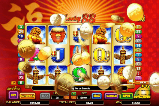 Lucky 88 slot machine free online opposition carte mastercard casino