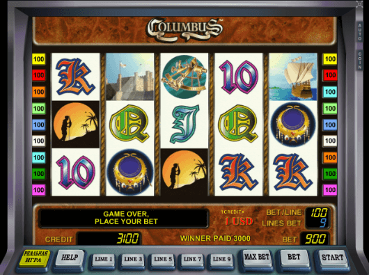 online casino slot machines gaminator slot machines