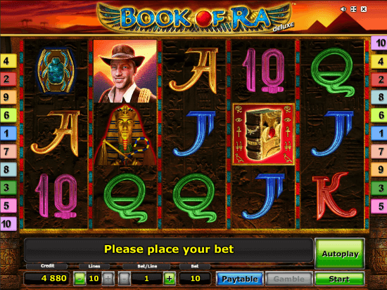 online slot machines book of ra online free play
