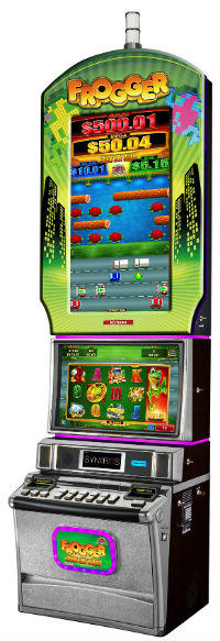 Frogger Slot Machine