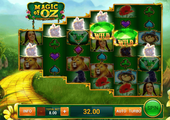 Magic of Oz Slot