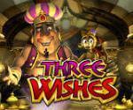 Three Wishes Slots Machine