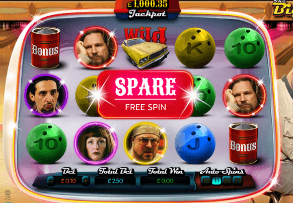 The Big Lebowski Slots - Win Big Playing Online Casino Games