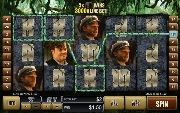 Playtech King Kong Slot