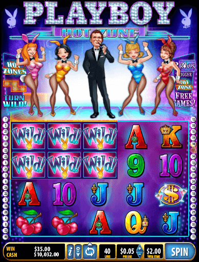 Playboy Slot Games
