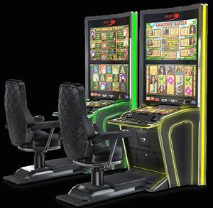 EGT Slots Cabinet