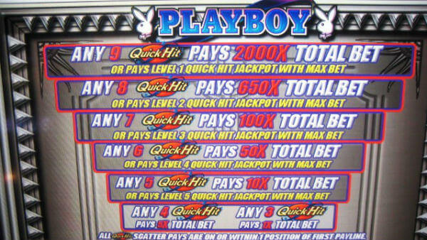 Playboy platinum slot machine online jean yves rupert casino de paris