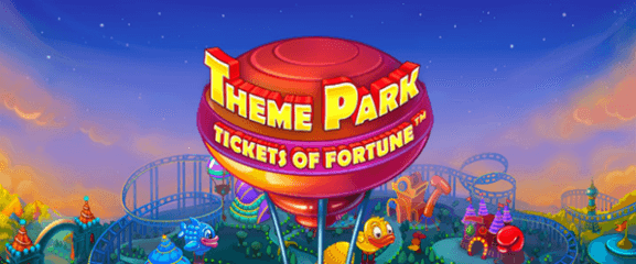 Theme Park Tickets of Fortune Slot Bonus