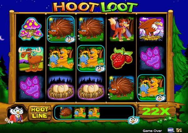 Spiele Hoot Loot - Video Slots Online