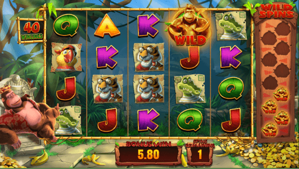 golden empire slots