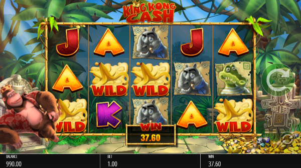 King Kong Slot Machine Online ᐈ Playtech™ Casino Slots