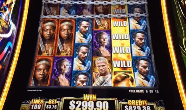 Walking Dead 2 Slot Free Spins