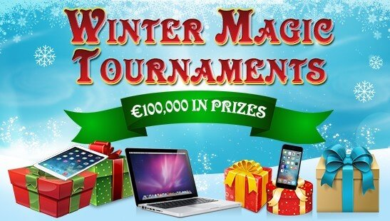Slots Magic Christmas Tournament
