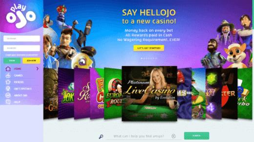 PlayOJO Casino News