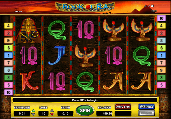 slot games online books of ra