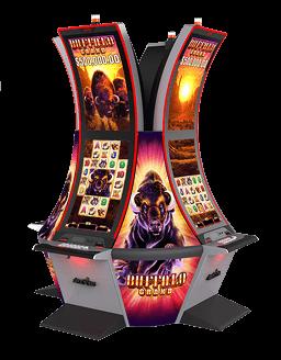 Buffalo Grand Slot Cabinet