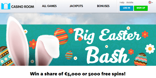 Casino Room Easter Casino Promotions