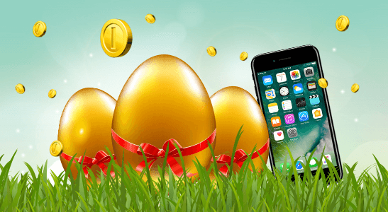 Win iPhone 7 at PlayOJO Casino