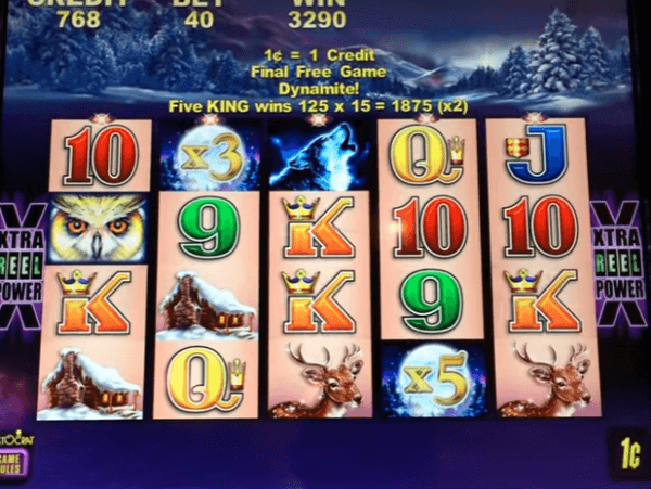 slot machines online free spins