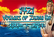 1421 Voyages of Zheng He Slot