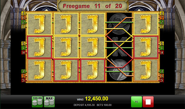 Magic Mirror Slot Free Spins