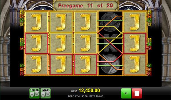 Magic Mirror Slot Free Spins