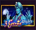 3 Genie Wishes Slot Machine