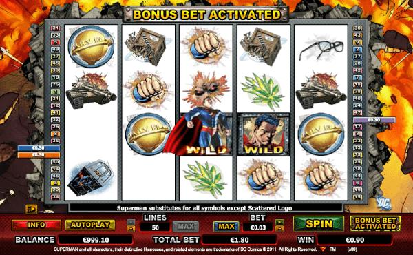 Superman Slot NexGen