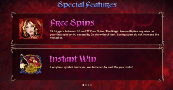 Little Red Riding Hood Slot Bonus Games