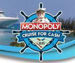 Monopoly Cruise for Cash Slot Tournament