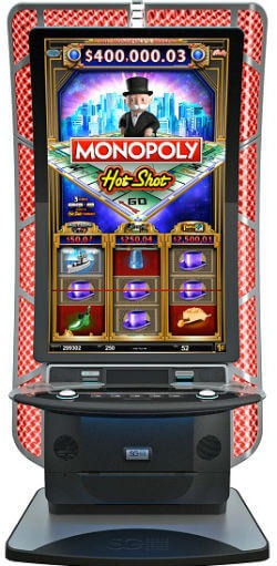 Monopoly Slot Machine Recently