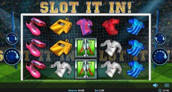 Slot it In Realistic