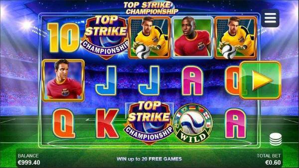 Top Strike Championship Slot